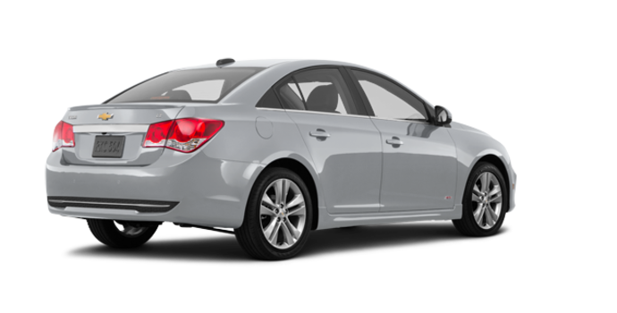 2016 Chevrolet Cruze Limited 2LT | Photo 5 | Silver Ice Metallic