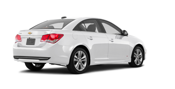 2016 Chevrolet Cruze Limited 2LT | Photo 5 | Summit White.
