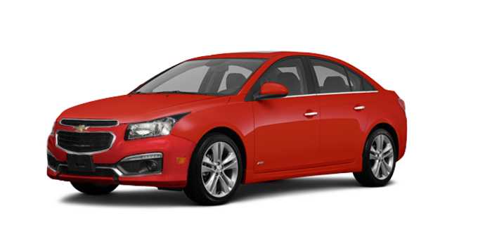 2016 Chevrolet Cruze Limited LTZ | Photo 6 | Red Hot