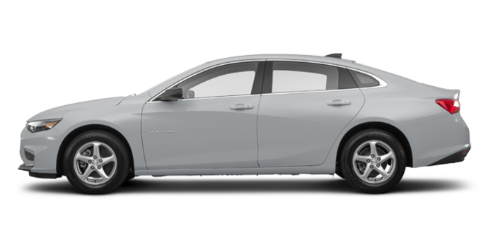 2016 Chevrolet Malibu LS | Photo 4 | Silver Ice Metallic