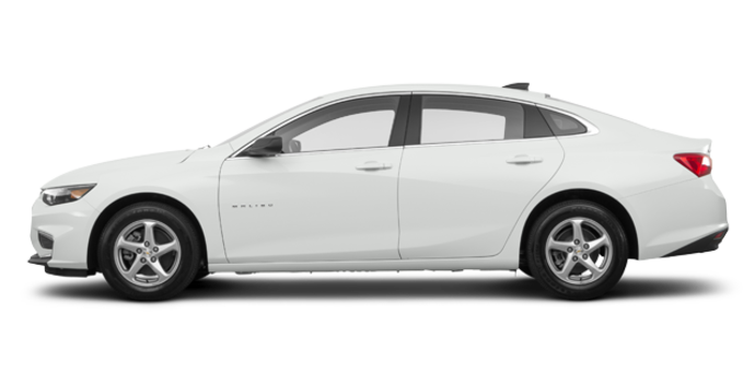 2016 Chevrolet Malibu LS | Photo 4 | Summit White