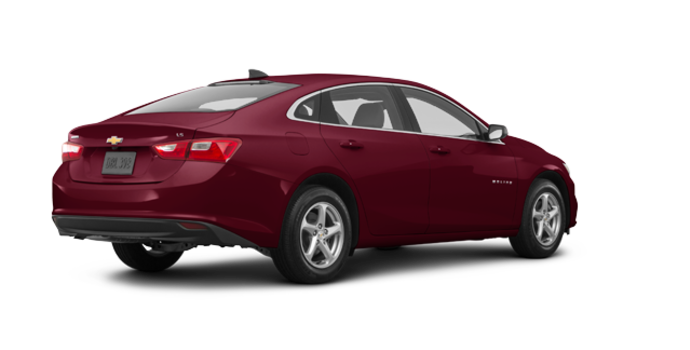 2016 Chevrolet Malibu LS | Photo 5 | Butte Red Metallic