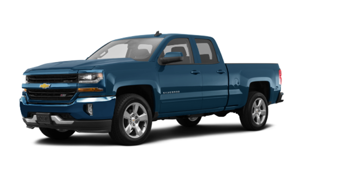 2016 Chevrolet Silverado 1500 LT Z71 | Photo 6 | Deep Ocean Blue Metallic