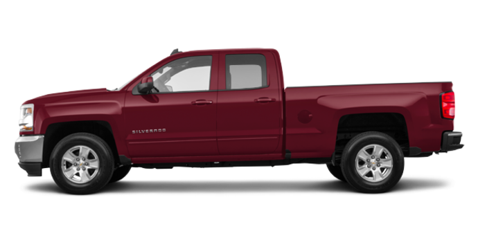 2016 Chevrolet Silverado 1500 LT | Photo 4 | Siren Red