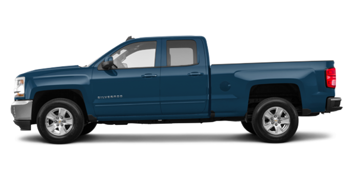 2016 Chevrolet Silverado 1500 LT | Photo 4 | Deep Ocean Blue Metallic