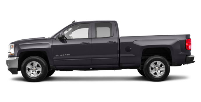 2016 Chevrolet Silverado 1500 LT | Photo 4 | Tungsten Metallic