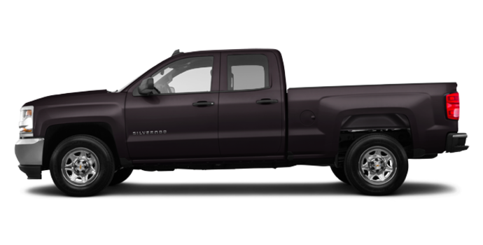 2016 Chevrolet Silverado 1500 WT | Photo 4 | Tungsten Metallic