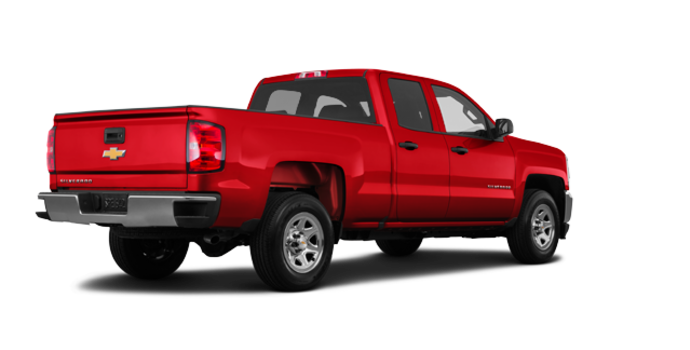 2016 Chevrolet Silverado 1500 WT | Photo 5 | Red Hot