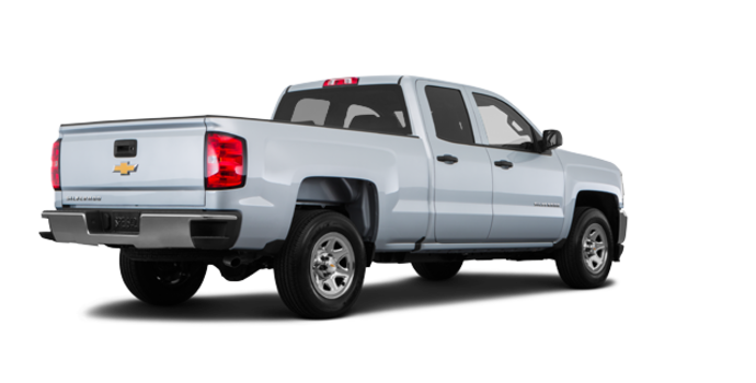 2016 Chevrolet Silverado 1500 WT | Photo 5 | Silver Ice Metallic