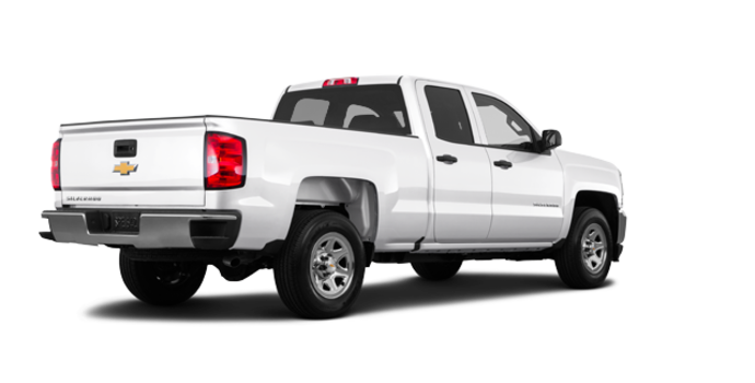 2016 Chevrolet Silverado 1500 WT | Photo 5 | Summit White