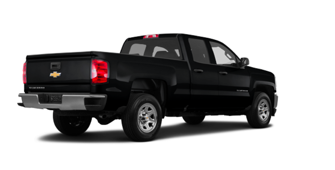 2016 Chevrolet Silverado 1500 WT | Photo 5 | Black