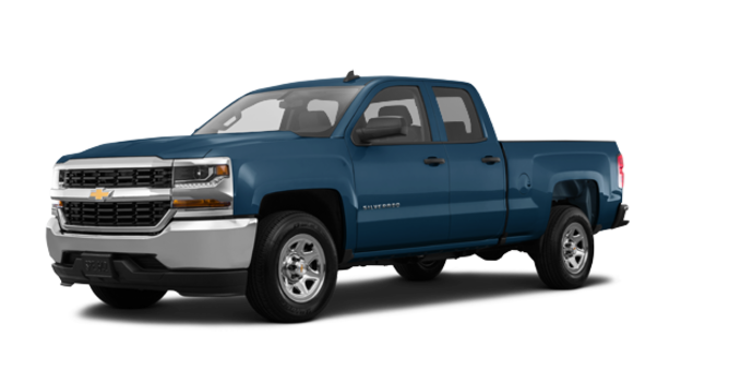 2016 Chevrolet Silverado 1500 WT | Photo 6 | Deep Ocean Blue Metallic
