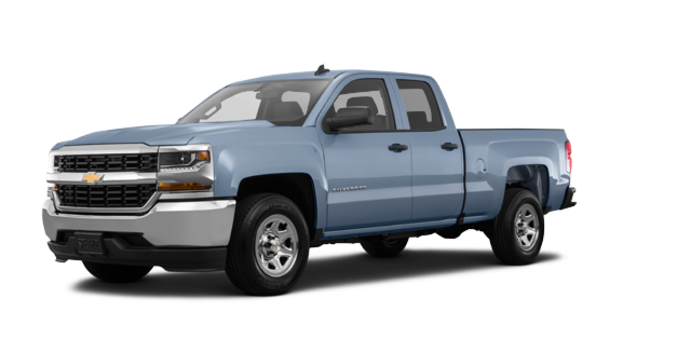2016 Chevrolet Silverado 1500 WT | Photo 6 | Slate Grey Metallic