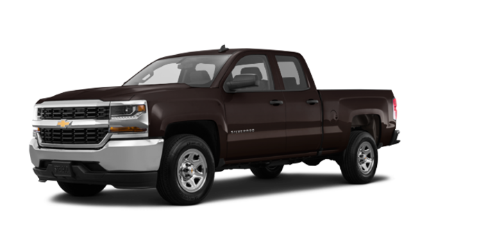 2016 Chevrolet Silverado 1500 WT | Photo 6 | Autumn Bronze Metallic