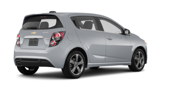 2016 Chevrolet Sonic Hatchback RS | Photo 5 | Silver Ice Metallic