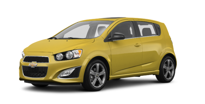 2016 Chevrolet Sonic Hatchback RS | Photo 6 | Bright Yellow