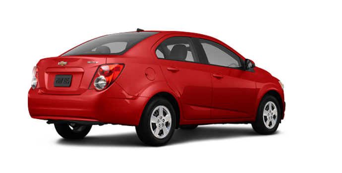 2016 Chevrolet Sonic LS | Photo 5 | Red Hot