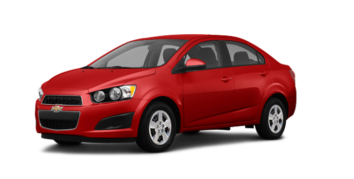 2016 Chevrolet Sonic LS | Photo 6 | Red Hot
