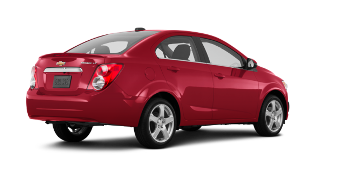 2016 Chevrolet Sonic LT | Photo 5 | Crystal Red