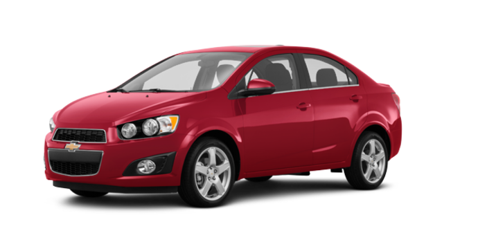 2016 Chevrolet Sonic LT | Photo 6 | Crystal Red