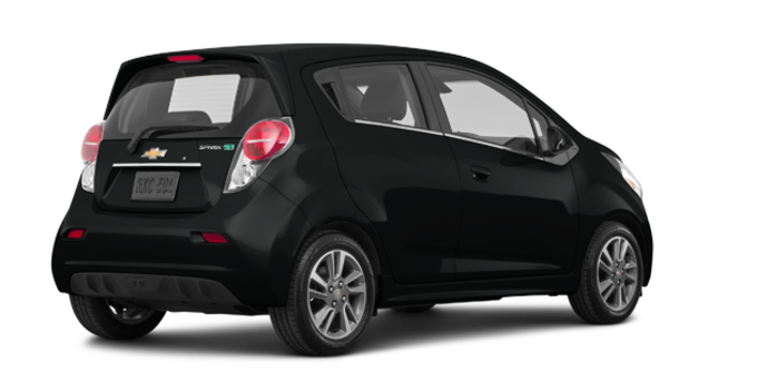2016 Chevrolet Spark Ev 1LT | Photo 5 | Black Granite Metallic