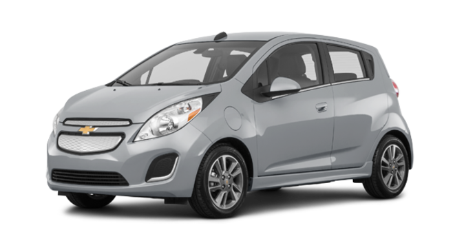 2016 Chevrolet Spark Ev 1LT | Photo 6 | Silver Ice Metallic