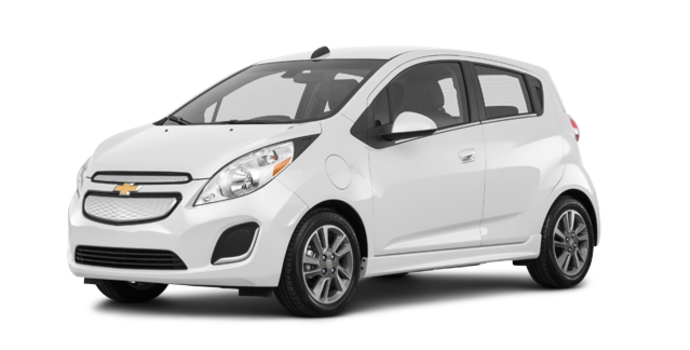 2016 Chevrolet Spark Ev 1LT | Photo 6 | Summit White