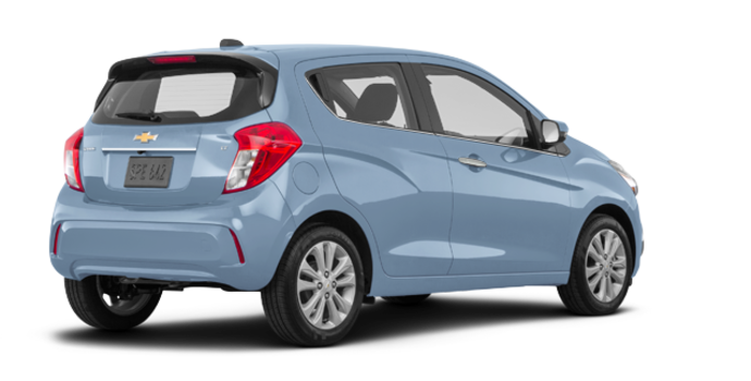 2016 Chevrolet Spark 2LT | Photo 5 | Electric Blue Metallic