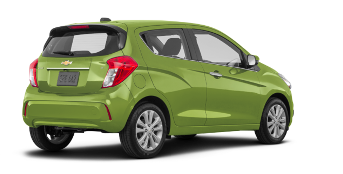 2016 Chevrolet Spark 2LT | Photo 5 | Lime Metallic