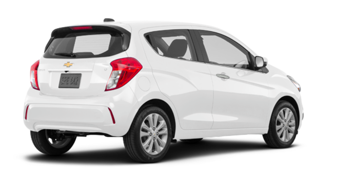 2016 Chevrolet Spark 2LT | Photo 5 | Summit White