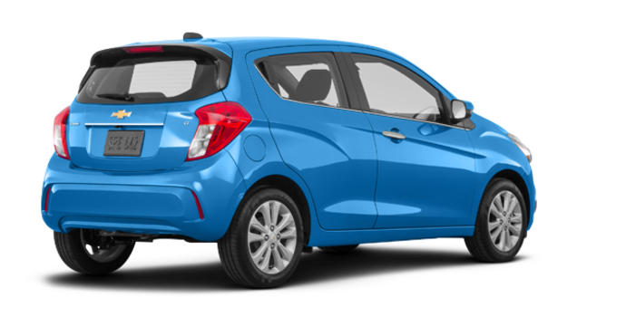 2016 Chevrolet Spark 2LT | Photo 5 | Splash Metallic