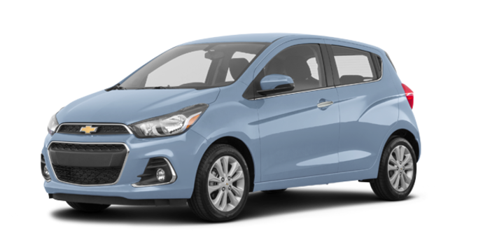 2016 Chevrolet Spark 2LT | Photo 6 | Electric Blue Metallic