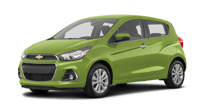 2016 Chevrolet Spark 2LT | Photo 6 | Lime Metallic
