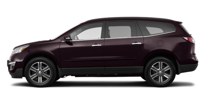 2016 Chevrolet Traverse 2LT | Photo 4 | Sable Metallic