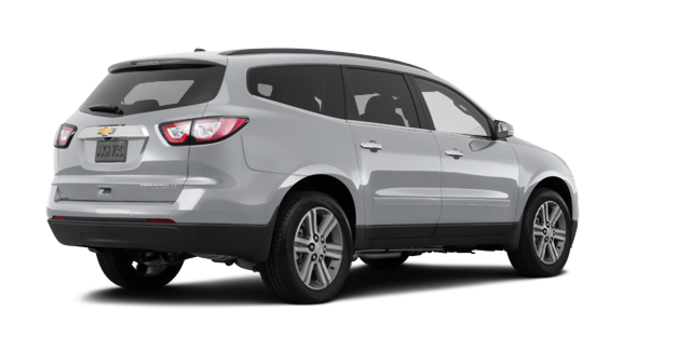 2016 Chevrolet Traverse 2LT | Photo 5 | Silver Ice Metallic