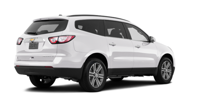 2016 Chevrolet Traverse 2LT | Photo 5 | Summit White