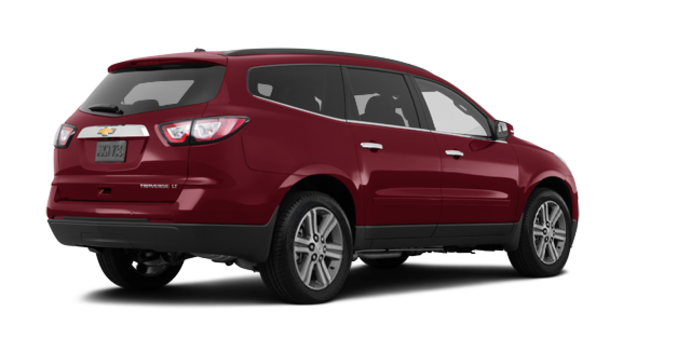 2016 Chevrolet Traverse 2LT | Photo 5 | Siren Red