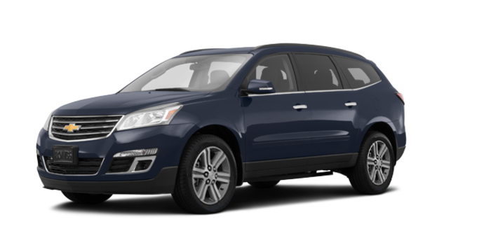 2016 Chevrolet Traverse 2LT | Photo 6 | Blue Velvet Metallic