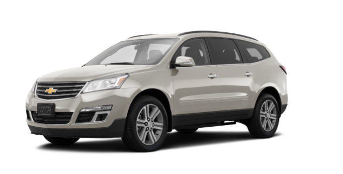 2016 Chevrolet Traverse 2LT | Photo 6 | Champagne Silver Metallic