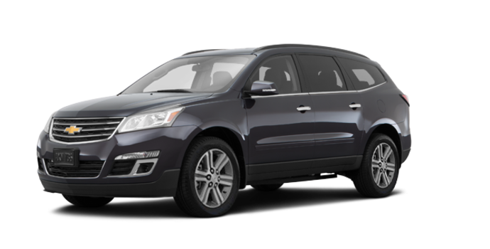 2016 Chevrolet Traverse 2LT | Photo 6 | Tungsten Metallic