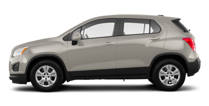 2016 Chevrolet Trax LS | Photo 4 | Champagne Silver Metallic