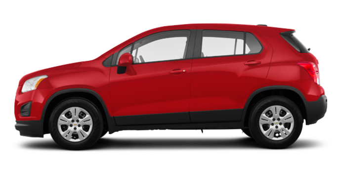 2016 Chevrolet Trax LS | Photo 4 | Red Hot