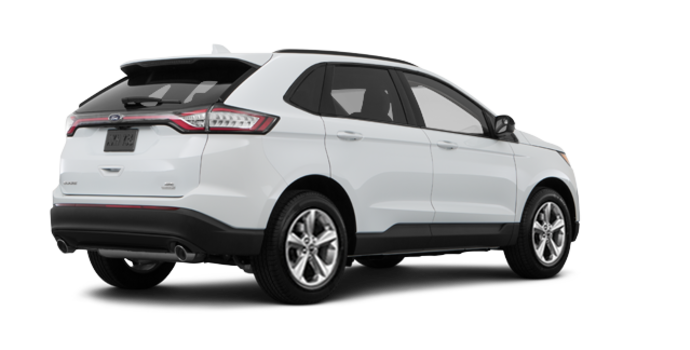 2016 Ford Edge SE | Photo 5 | Oxford White