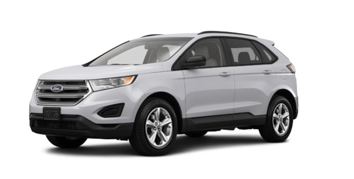 2016 Ford Edge SE | Photo 6 | Ingot Silver