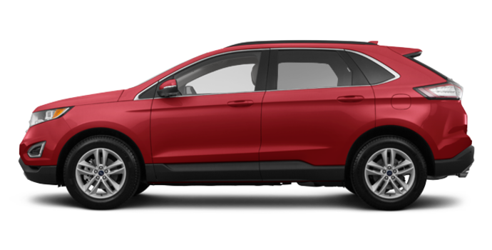 2016 Ford Edge SEL | Photo 4 | Ruby Red