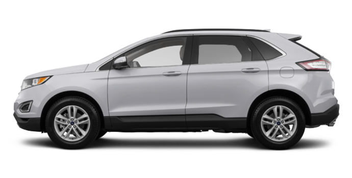 2016 Ford Edge SEL | Photo 4 | Ingot Silver