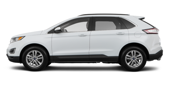 2016 Ford Edge SEL | Photo 4 | Oxford White