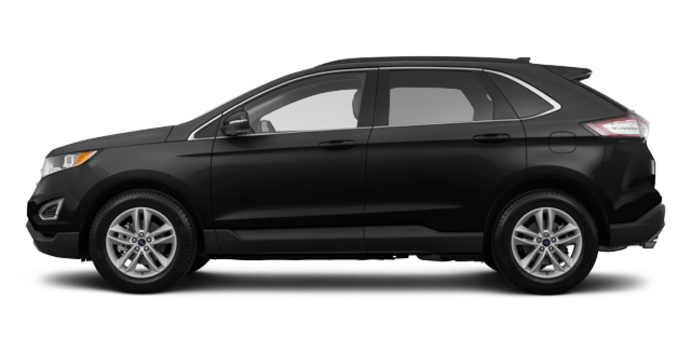 2016 Ford Edge SEL | Photo 4 | Shadow Black