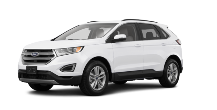 2016 Ford Edge SEL | Photo 6 | White Platinum