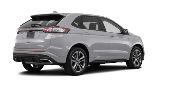2016 Ford Edge SPORT | Photo 5 | Ingot Silver
